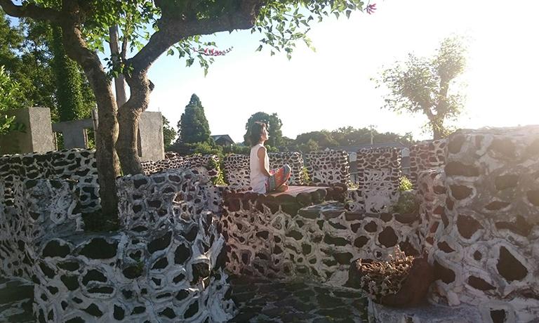 崎原朝香の「恋の道しるべ」